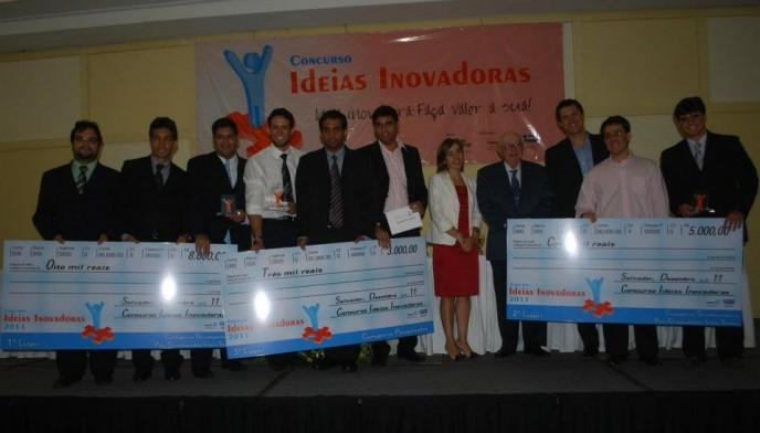 Premiacao II2011