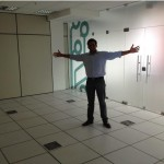 Murilo at Brunian's office