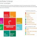 Tradeshow Lineup