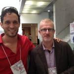 Me and Marco Cantu!