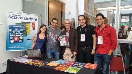 ActiveDelphi Magazine booth