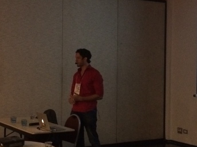 Speaking at Embarcadero Conference Brazil 2014