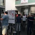 Coffee break at Embarcadero Conference Brazil 2014